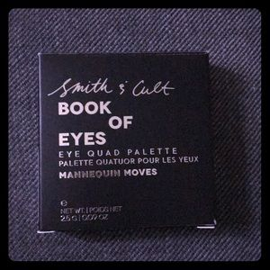 Smith & Cult Eye Quad Palette, NIB